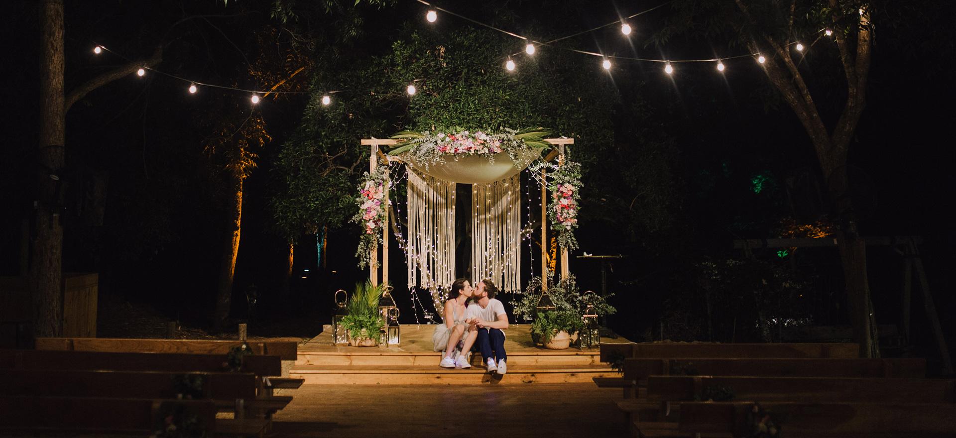 חתונה בטבע שלכם